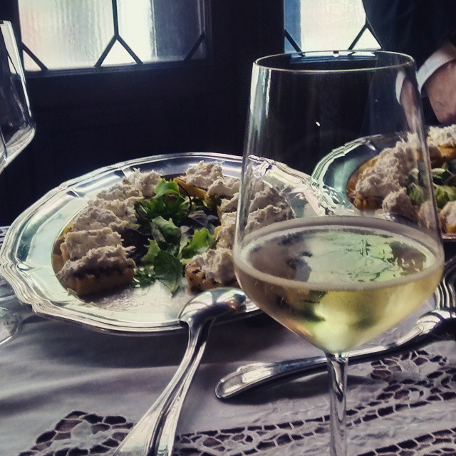 Baccala' and Wine in Venice