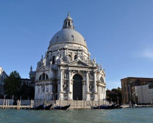 Basilica Santa Maria della Salute Venice